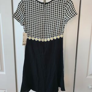 Urban Outfitters Dresses - Urban Outfitters Mini Dress-Sz XS. Black/White NWT